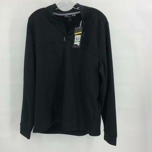NWT Under Armour Cold Gear Loose 1/4 Zip Pullover